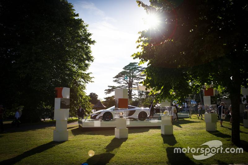 McLaren görüntüsü