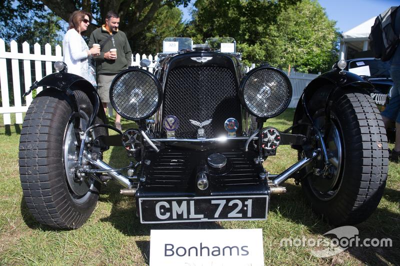 Aston Martin klasik