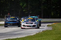 #72 GTSport Racing, Porsche Cayman S: Buz McCall