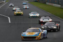 GT Asia Okayama: Race action