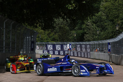 Salvador Duran, Amlin Aguri en Lucas di Grassi, Audi Sport Team ABT