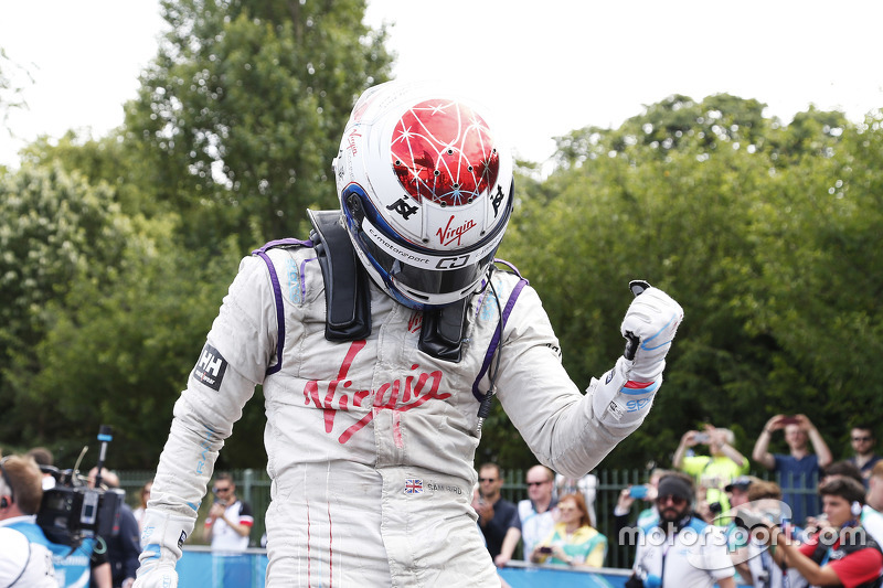Juara balapan Sam Bird, Virgin Racing