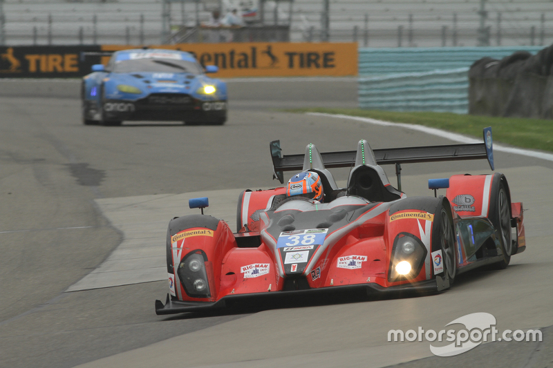 #38 Performance Tech Motorsports, ORECA FLM09: James French