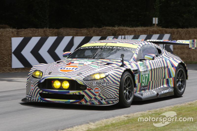 Captivating Aston Martin Art Car