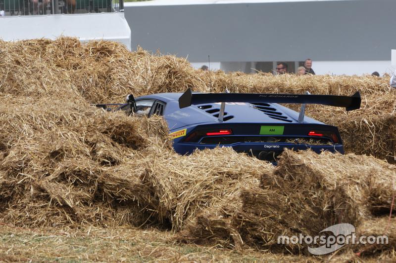 Lamborghini Huracan Super-Trofeo