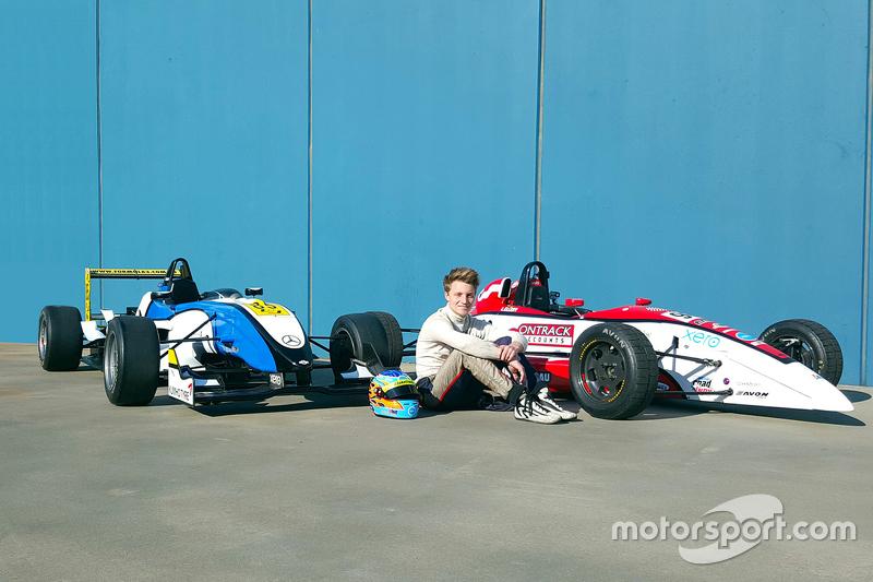 Luke Ellery bestreitet am gleichen Wochenende im Sydney Motorsport Park sowohl die Australische Form