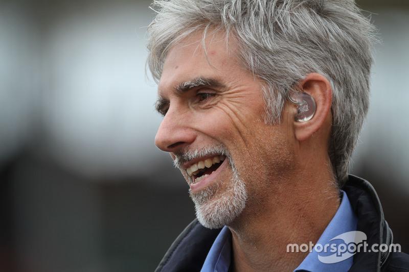 Damon Hill: campeón en 1996, 22 victorias