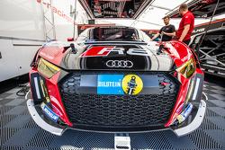 #29 Audi Sport Team WRT Audi R8 LMS