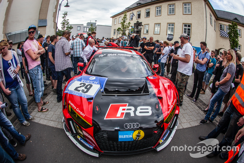 #29 Audi Sport Team WRT, Audi R8 LMS