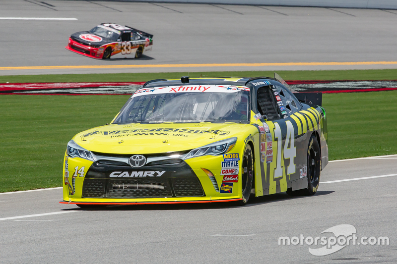 Cale Conley, TriStar Motorsports Toyota