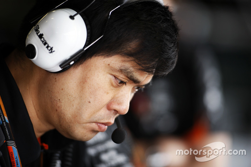 Jun Matsuzaki, Ingegnere pneumatici Sahara Force India F1 Team
