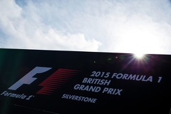 British Grand Prix logo