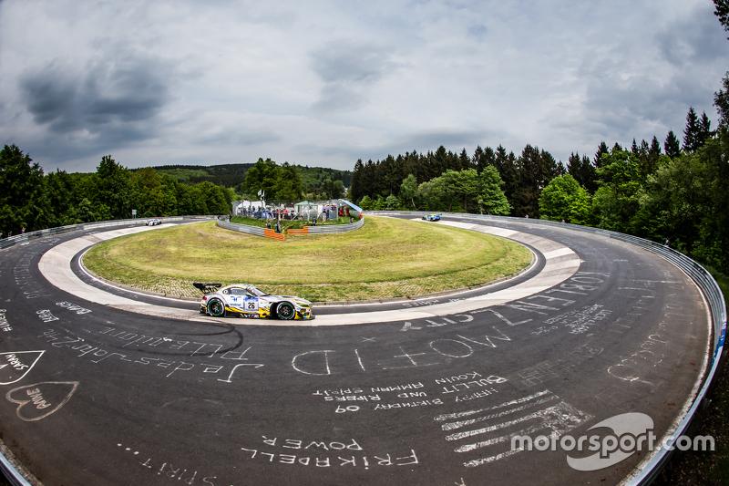 #26 Marc VDS Racing, BMW Z4 GT3: Augusto Farfus, Jörg Müller, Nicky Catsburg, Dirk Adorf