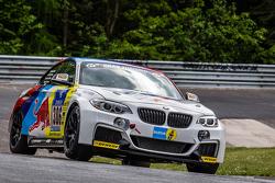 #306 Bonk Motorsport BMW M235i Racing: Michael Bonk, Kiki Sak Nana, Alexта er Mies, Andreas Möntmann