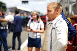Valtteri Bottas, Williams op de grid