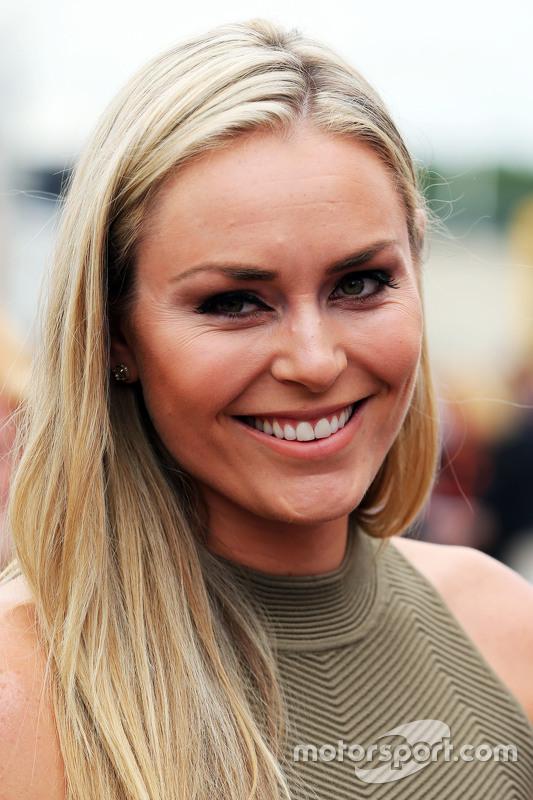 Lindsey Vonn, Alpine Ski Racer