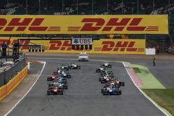 Start: Ralph Boschung, Jenzer Motorsport, in Führung