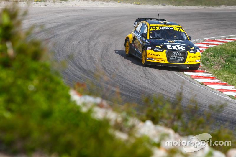 Robin Larsson, Larrson Jernberg Racing Team Audi A2