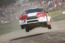 Manfred Stohl, World RX Avusturya Takımı Ford Fiesta