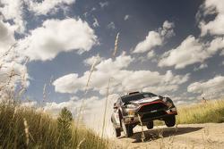 Роберт Кубица, Ford Fiesta WRC