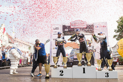 Себастьен Ожье и Жюльен Инграссиа, Volkswagen Polo WRC, Volkswagen Motorsport, Андреас Миккельсен и