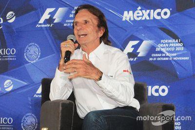 Emerson Fittipaldi ambassadeur Mexicaanse GP