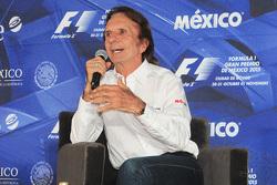 Emerson Fittipaldi: Ernennung zum Botschafter des Mexiko GP