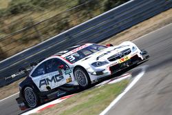 3 Paul di Resta, HWA AG Mercedes-AMG C63 DTM