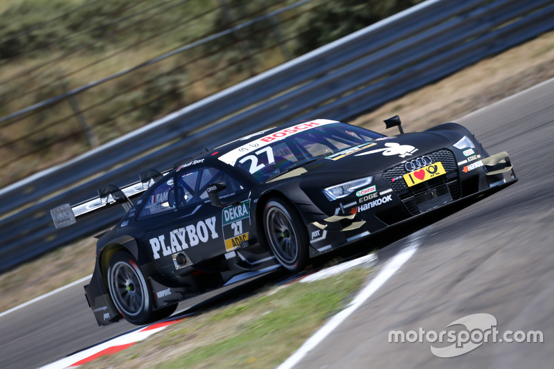 27 Adrien Tambay, Audi Sport Tim Abt Audi RS 5 DTM