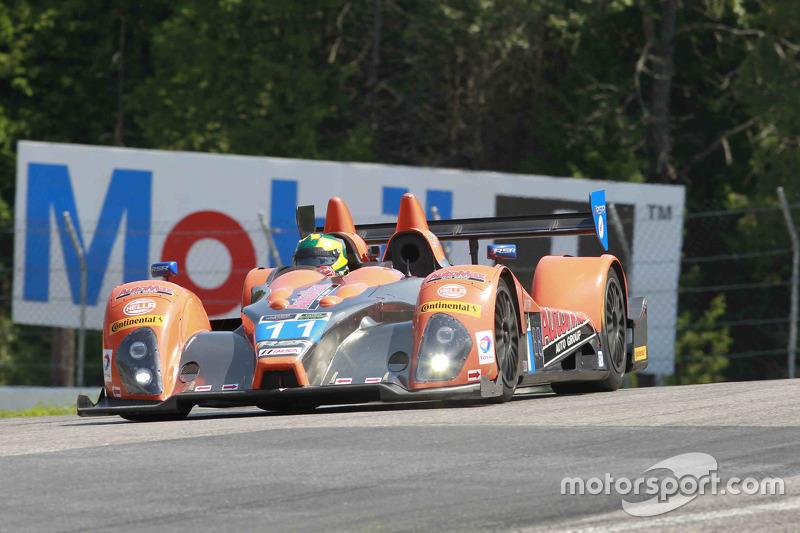 #11 RSR Racing Oreca FLM09 Chevrolet: Chris Cumming, Bruno Junqueira