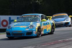 #13 Rum Bum Racing Porsche 911: Метт Пламб, Х'ю Пламб
