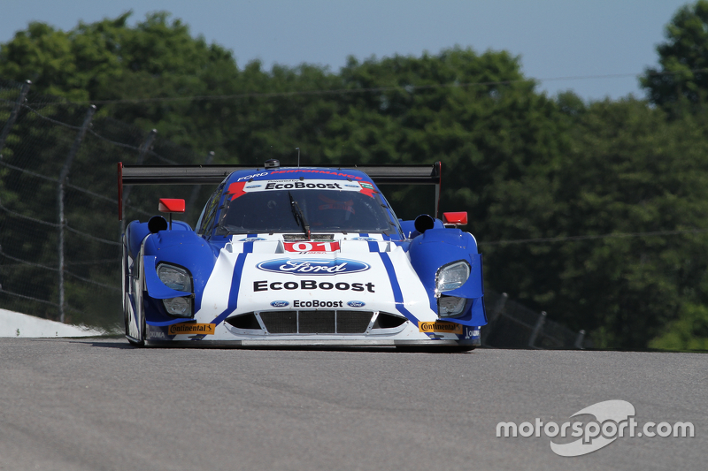#01 Chip Ganassi Racing Ford/Riley: Scott Pruett, Joey Hand