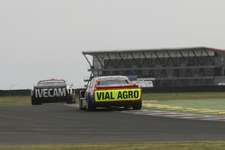 Jonatan Castellano, Castellano Power Team Dodge and Guillermo Ortelli, JP Racing Chevrolet