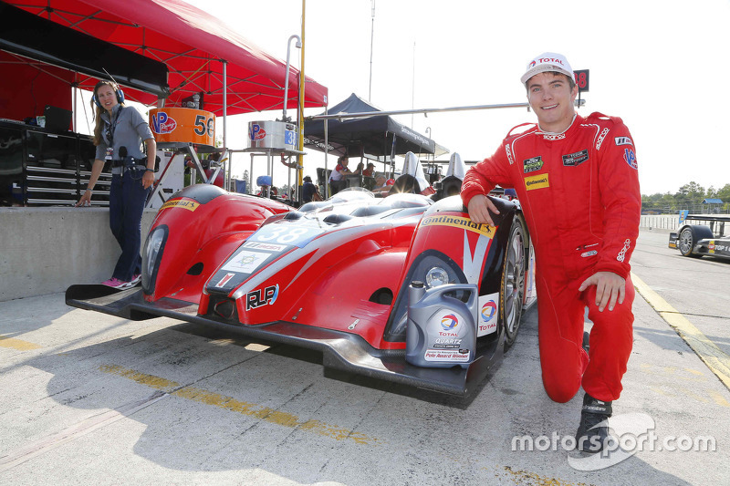PC Polesitter #38 Performance Tech Motorsports ORECA FLM09: James French
