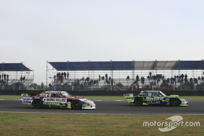 Mauro Giallombardo, Maquin Parts Racing Ford, dan Juan Martin Trucco, JMT Motorsport Dodge