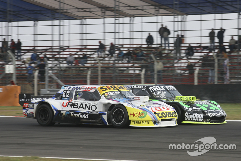 Mauricio Lambiris, Coiro Dole Racing Torino ve Mauro Giallombardo, Maquin Parts Racing Ford