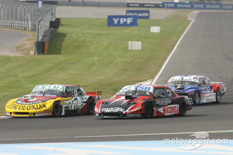Prospero Bonelli, Bonelli Competicion Ford and Jose Manuel Urcera, JP Racing Torino and Matias Rodri