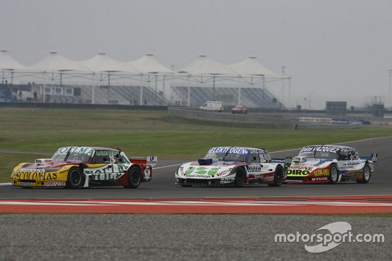 Nicolas Bonelli, Bonelli Competicion Ford, dan Mathias Nolesi, Nolesi Competicion Ford, dan Lionel Ugalde , Ugalde Competicion Ford