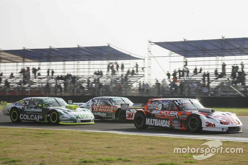 Mariano Werner, Werner Competicion Ford, dan Facundo Ardusso, Trotta Competicion Dodge, dan Agustin