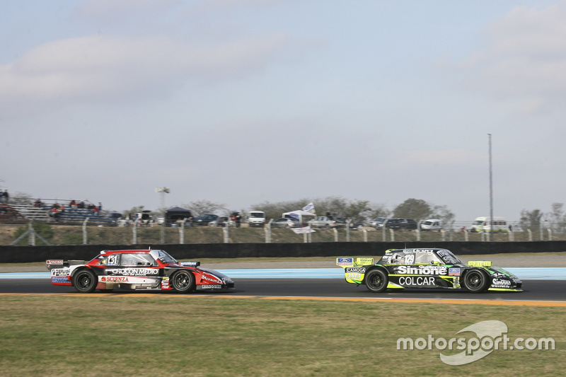 Mauro Giallombardo, Maquin Parts Racing Ford, dan Jose Manuel Urcera, JP Racing Torino
