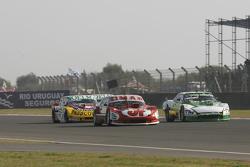 Christian Dose, Dose Competicion Chevrolet y Emiliano Spataro, UR Racing Dodge y Prospero Bonelli, B