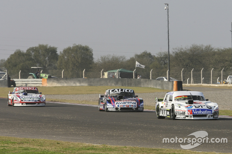 Leonel Sotro, Alifraco Sport Ford and Emanuel Moriatis, Alifraco Sport Ford and Matias Jalaf, Alifraco Sport Ford