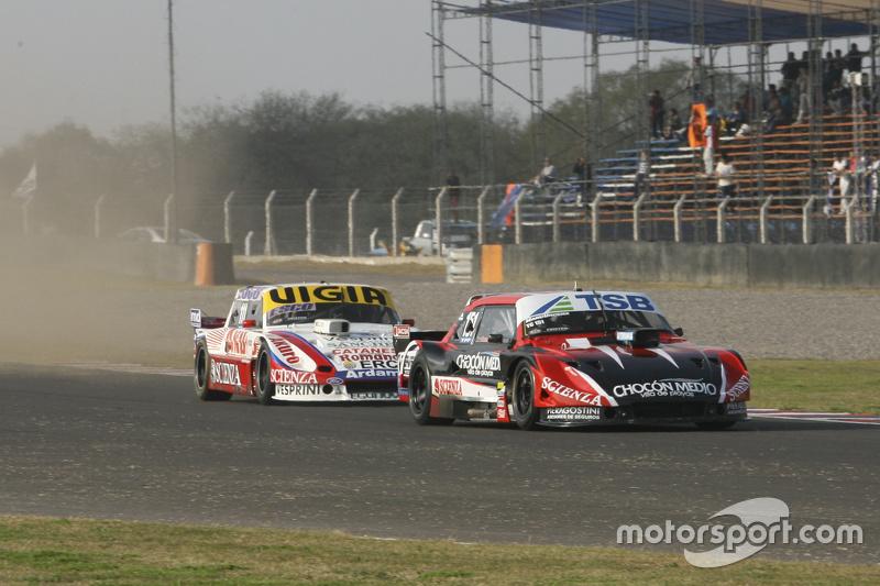 Jose Manuel Urcera, JP Racing Torino and Juan Manuel Silva, Catalan Magni Motorsport Ford