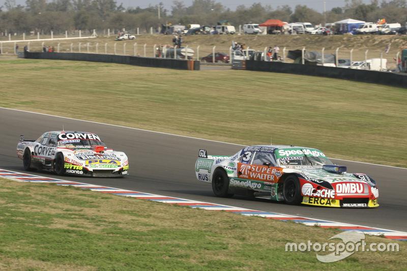 Facundo Ardusso, Trotta Competicion Dodge, dan Juan Marcos Angelini, UR Racing Dodge