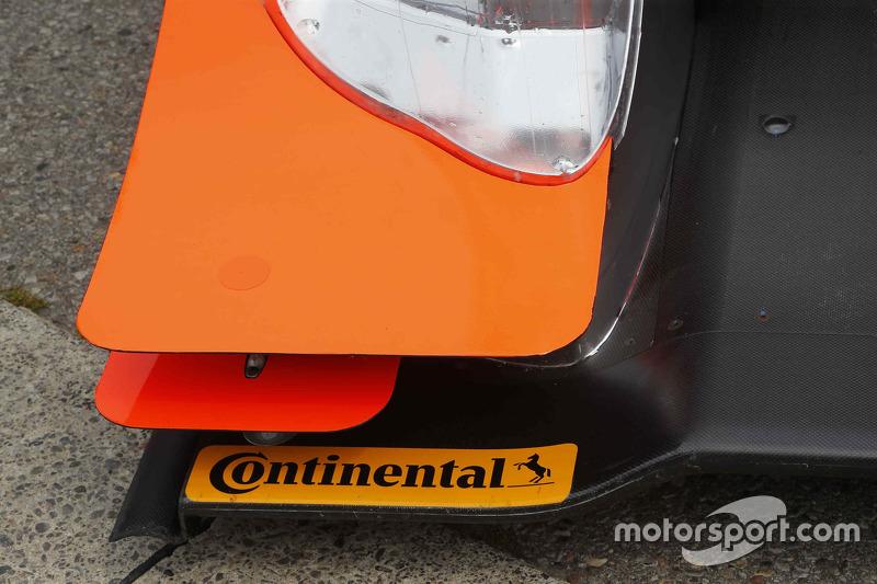 Detail #60 Michael Shank Racing with Curb/Agajanian Ligier JS P2 Honda