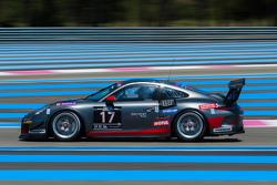 #17 Ruffier Racing Porsche 991 Cup: Patrice Lagargue, Paul Lafargue, Gabriel Abergel, Dimitri Enjalbert