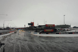Snow at Bathurst