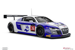 #36 Sainteloc Racing Audi R8 LMS