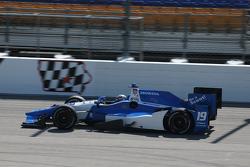 Tristan Vautier, Dale Coyne Racing Chevrolet