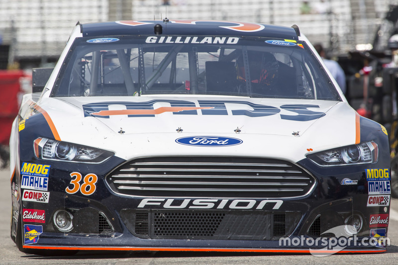 David Gillildan, Front Row Motorsports Ford
